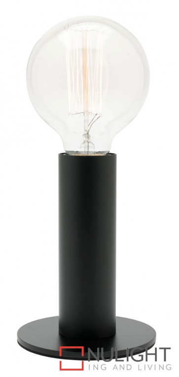 Ida Touch Table Lamp Black MEC