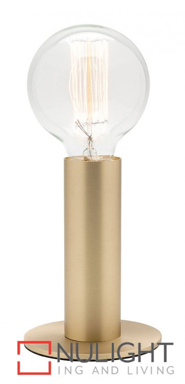 Ida Touch Table Lamp Antique Brass MEC