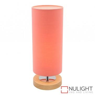 Brady Touch Table Lamp Peach MEC