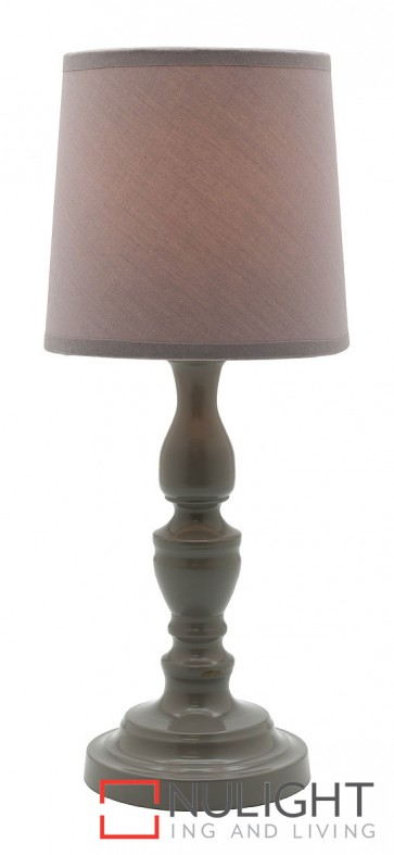 Melissa Touch Table Lamp Charcoal MEC