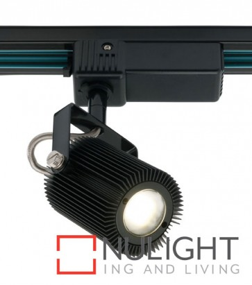 Mast 10W LED Track Light Black MEC