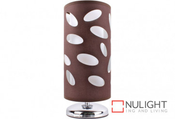 Carlo Touch Lamp Chocolate VAM
