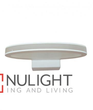 WALL INTERNAL Surface Mounted CITY LED MATT White OVAL 6W 120D 3000K IP23 (354 lumens) CLA