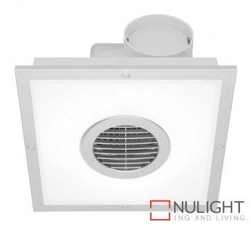 Skyline Square Exhaust Fan with Light MEC