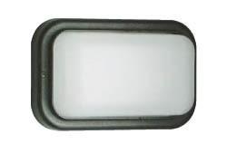 Boluce Kappa Rectangular Outdoor Wall Light