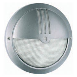 Boluce Laser Round Outdoor Wall Light with Eyelid