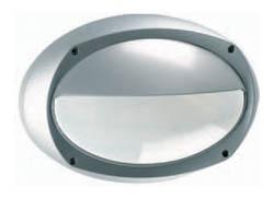 Boluce Lem Oval Bunker Light with Eyelid