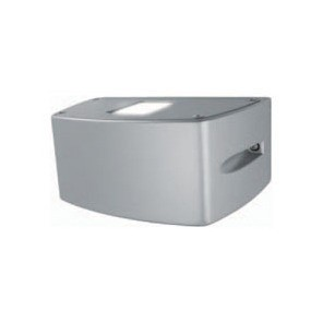 Boluce Mini Outdoor Wall Luminaire with Tempered Glass