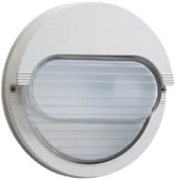 Boluce Rem Round Bunker Light with Horizontal Eyelid