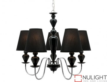 Carrington 5 Light Pendant COU