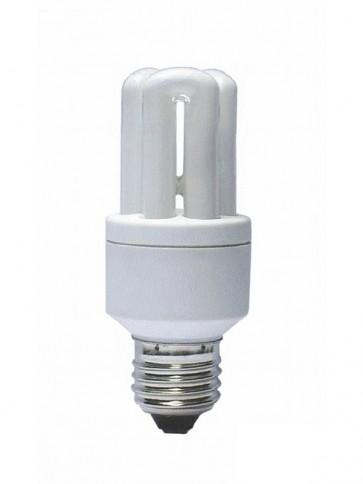 240V 9W ES Economy Luxman Fluorescent Bulb 6000 Hours CLA Lighting