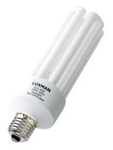 11W ES Globe CFL 3U Fluorescent Bulb 12000 Hours CLA Lighting