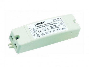 12V 105VA Rectangular Electronic Transformer CLA Lighting