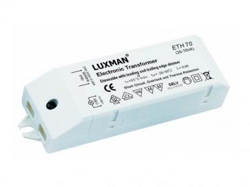 12V 70VA Rectangular Electronic Transformer CLA Lighting