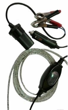 12V DC LED 2M Strip Kit CLA Lighting