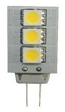 12V G4 3 Light Led Energy Saving 30000 Hours CLA Lighting