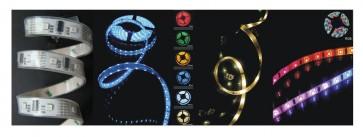 12V Led Flexible Strip Light Kit CLA Lighting