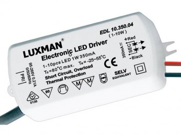 12V Luxman Indoor Led Driver Constant Current CLA Lighting