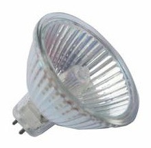 12V MR11 20W Open Halogen Diachronic Bulb 3000 Hours CLA Lighting