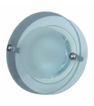 12V MR16 Fixed Round Downlight Frame with Drop Glass CLA Lighting