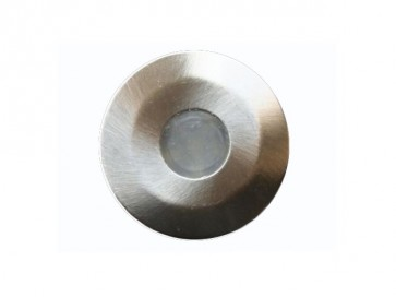 12V Round 6 Piece Stainless Steel 316 Grade Led Deck Lighting Kit CLA Lighting