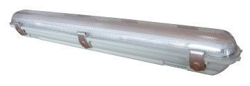18W Low Profile Outdoor Weatherproof Fitting CLA Lighting