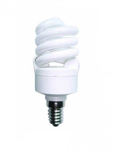 240V 11W ES CFL Spiral Globe 8000 Hours CLA Lighting