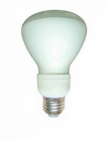 240V 13W Reflector Energy Saving CFL 8000 Hours CLA Lighting