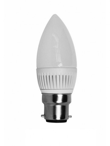 240V BC Globe Candle Led Bulb 30000 Hours CLA Lighting