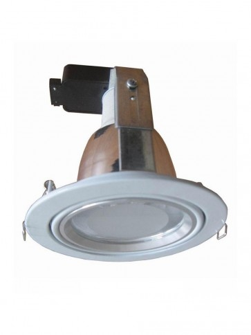 240V ES Gimble Large Round Downlight Frame CLA Lighting