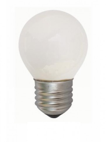 240V Fancy Round Halogen Energy Saving in Frosted 2000 Hours CLA Lighting
