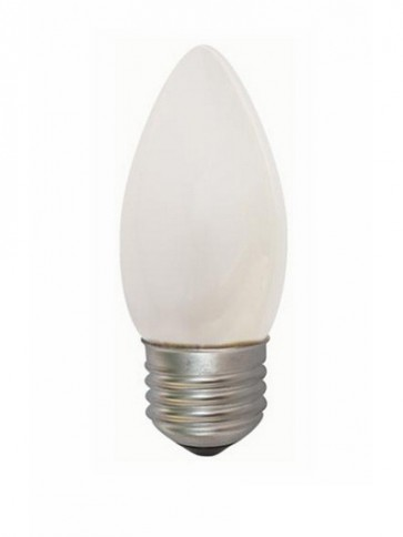 240V Globe Candle Halogen Energy Saving in Frosted CLA Lighting