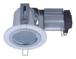240V Horizontal Medium Round Downlight Frame CLA Lighting