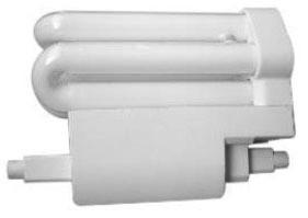 240V Linear Converter Energy Saving Fluorescent Bulb - 8000 Hours CLA Lighting