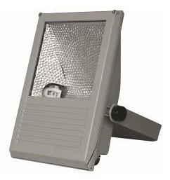 240V Metal Halide Flood Light in Silver CLA Lighting