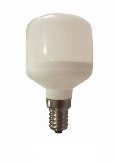 240V Mini Base Fancy Round Globe CFL Energy Saving Bulb 8000 Hours CLA Lighting
