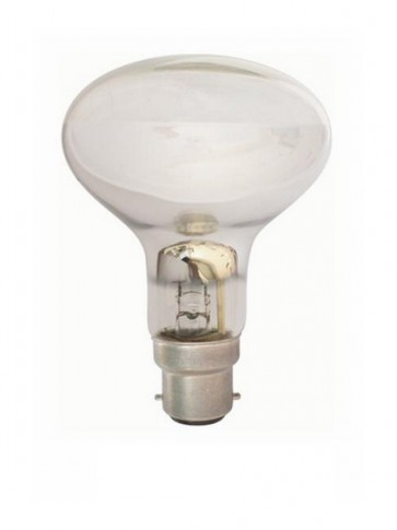 240V R53 BC Reflector Globe Halogen Energy Saving 2000 Hours CLA Lighting