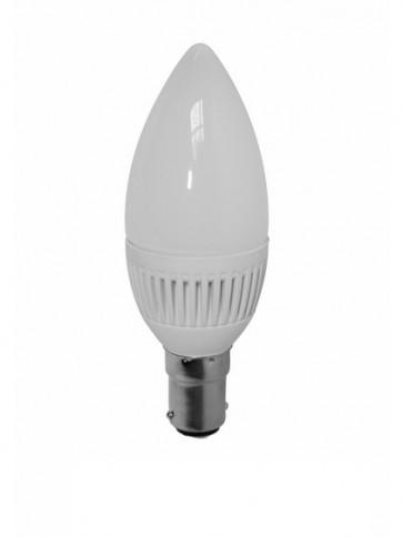 240V SBC Globe Candle LED Bulb 30000 Hours CLA Lighting