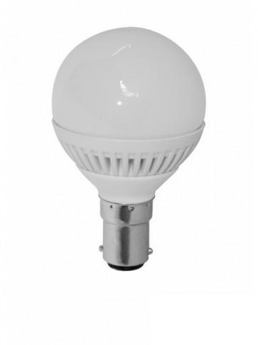 240V SBC Globe Fancy Round Led Bulb 300000 Hours CLA Lighting