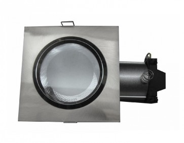 240V Side Entry Medium Square Downlight Frame CLA Lighting