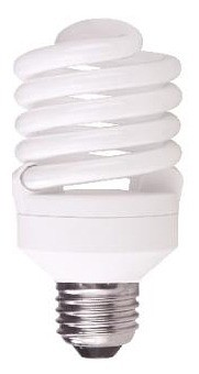 240V T2 25W ES Spiral Fluorescent Bulb 10000 Hours CLA Lighting