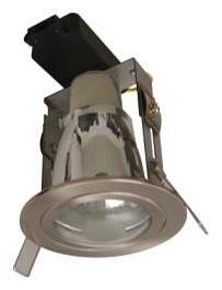 240V T2 ES Vertical Mini Round Downlight Frame CLA Lighting