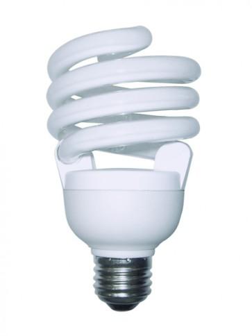 240V T3 ES Spiral Fluorescent Bulb 8000 Hours CLA Lighting