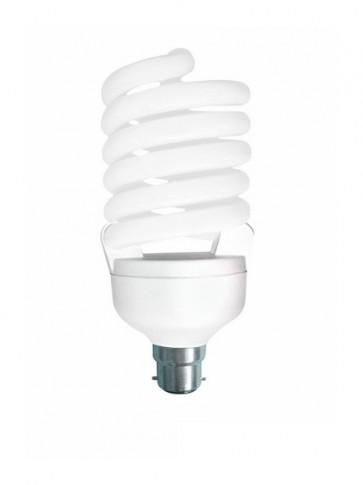 240V T4 45W BC Spiral Fluorescent Bulb 10000 Hours CLA Lighting