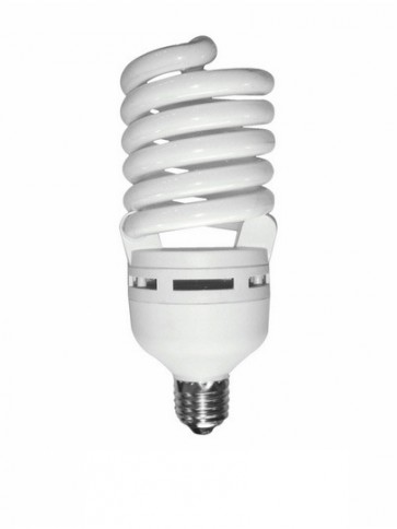 240V T4 45W ES Spiral Fluorescent Bulb 10000 Hours CLA Lighting