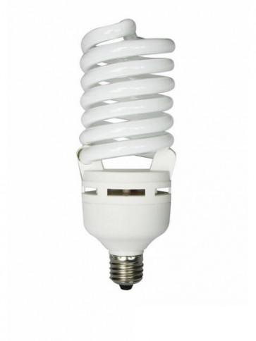 240V T4 60W ES Spiral Fluorescent Bulb 10000 Hours CLA Lighting