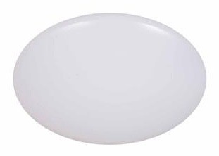 32W T5 Round Acrylic Oyster Flush Mount CLA Lighting