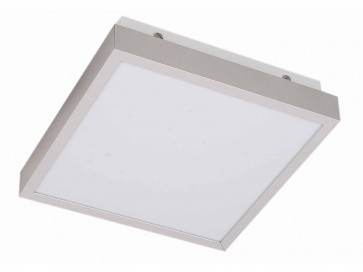 32W T5 Square Acrylic Oyster Flush Mount CLA Lighting