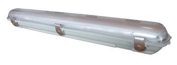 36W Low Profile Outdoor Weatherproof Fitting CLA Lighting