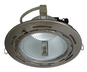 70W Double Ended Metal Halide Round Downlight Fitting CLA Lighting